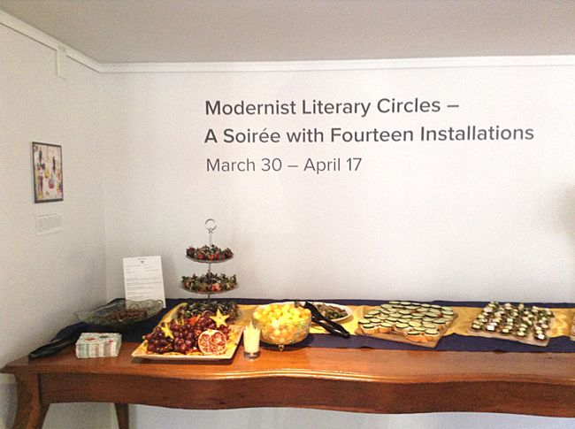 Modernist Literary Circles